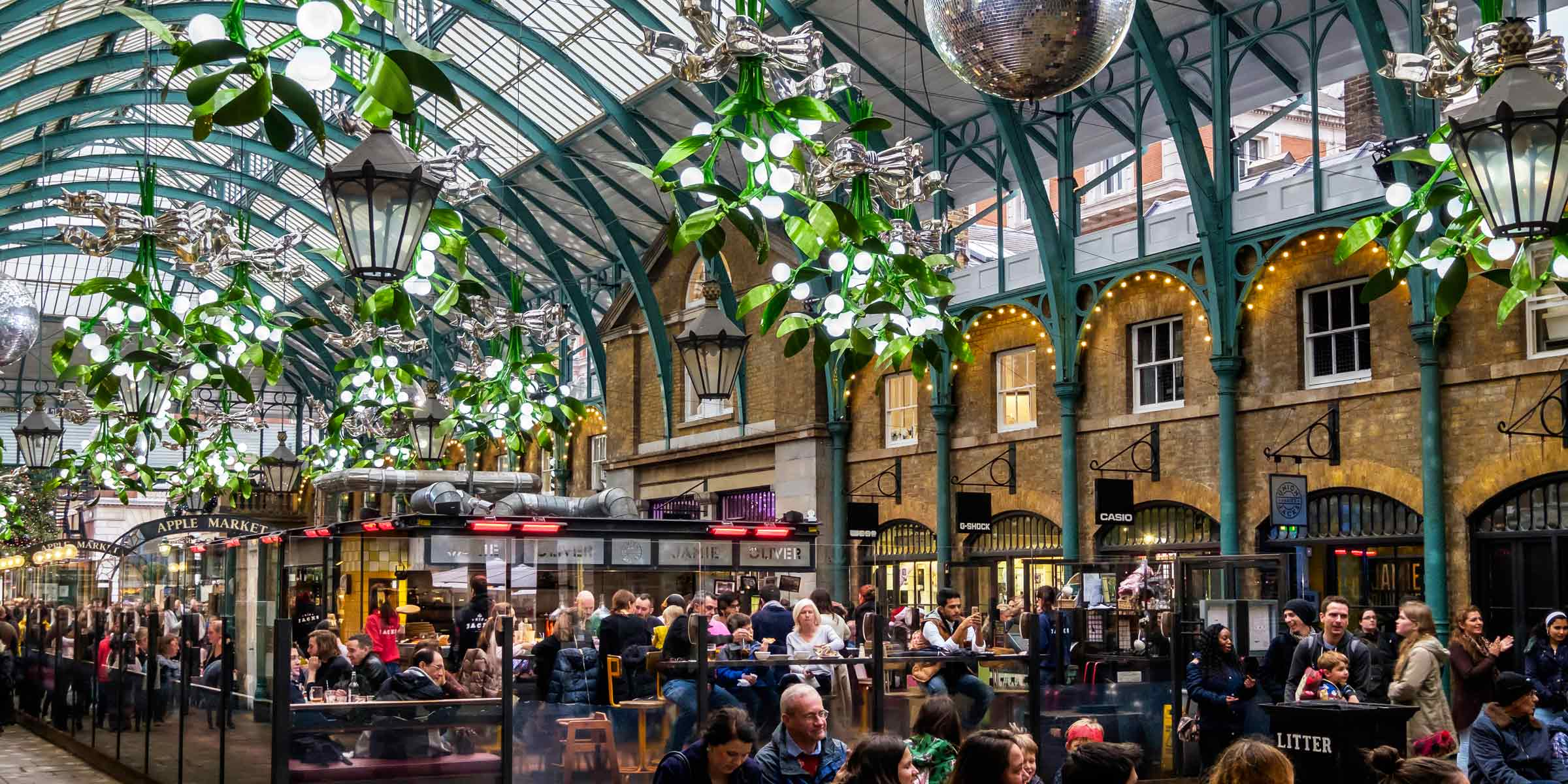 Commercial Property in Covent Garden